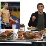 DIETA MICHAEL PHELPS